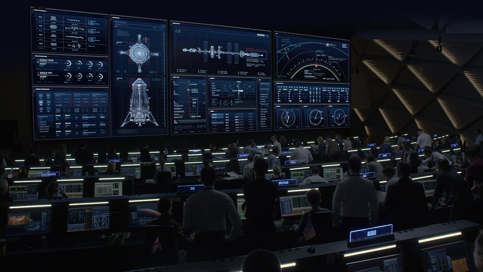 mars rover mission control - photo #18
